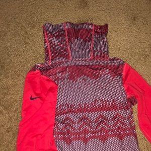 Warm Nike cowel neck pullover